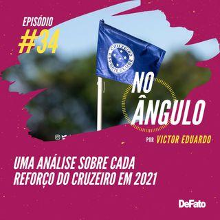 #34 - Uma análise sobre cada reforço do Cruzeiro em 2021