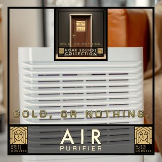 Air Purifier Sound | White Noise | ASMR & Relaxation