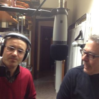 Osvaldo Francesco e Massimo su MRW