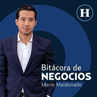 Bitácora de negocios. Programa completo lunes 12 de octubre 2020