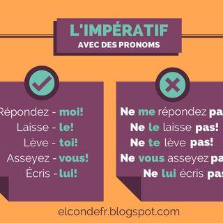Les pronoms personnels compléments (2)