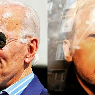 Episode 1233 - Joe Biden to Continue US Attempt to Extradite Julian Assange for Vindictive Prosecution
