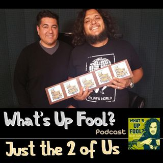 Ep 157 - Just the 2 of Us