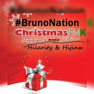 2.2 - Dec 23rd - XMAS Eve Eve #BrunoNation LIVE