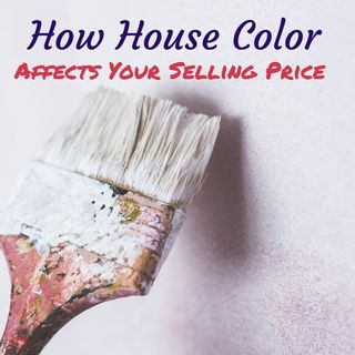 How House Color Affects Your Selling Price