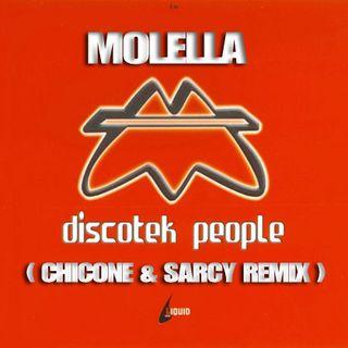 Molella - Discotek people (Chicone & Sarcinella Remix)