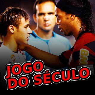 Ep#47 - Flamengo 5 x 4 Santos!!! R10 vs Neymar!!! Jogos Históricos