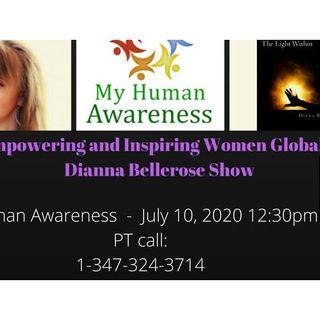 Empowering and Inspiring Women Globally- Human Awareness