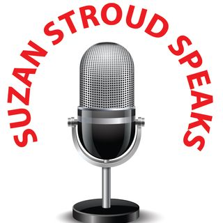 Suzan' Stroud Speaks Podcast Intro