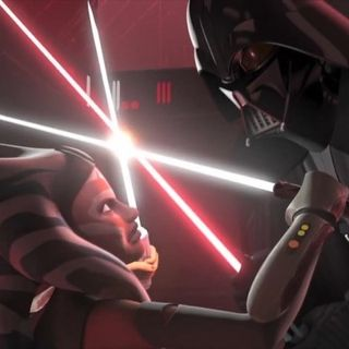 Star Wars Animation: Clone Wars vs. Rebels