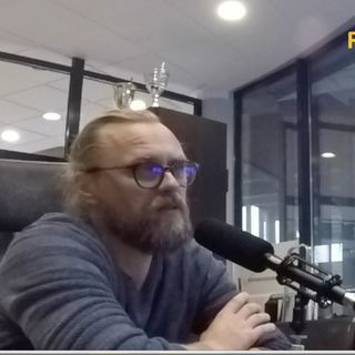 """Piotr Nowak, producent i reżyser spektaklu """"Triathlon Story"""" w RF Podcast"""