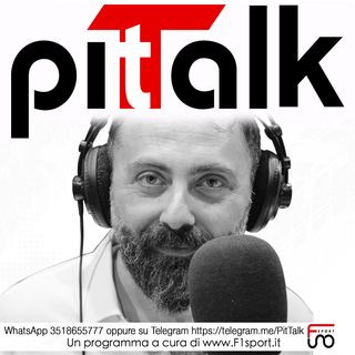 Pit Talk - Formula 1 - F1 Podcast