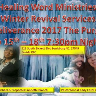 Healing Word Ministries Winter Revival