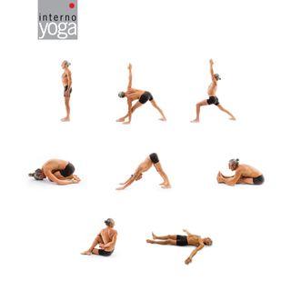 Hatha Yoga - Sequenza eretta 1