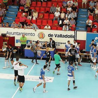 ⌚🔴🔈EN DIRECTO: Recoletas Atlético Valladolid ▶ Liberbank Cantabria Sinfin. #Balonmano