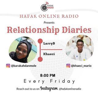 Relationship Diaries- Episode 3