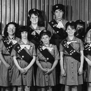 Girl Scouts - Changing Girls' Lives