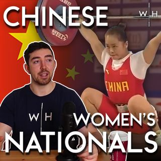 Chinese Women's Nationals & an IWF Update | WL News