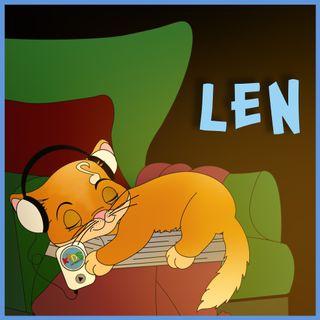 Len | bajka | H. Ch. Andersen