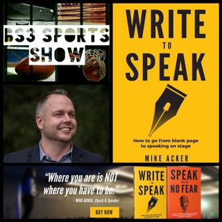 Featured Interview: Author, Speaker, & Coach Mike Acker
