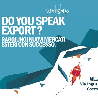 "INTRO al workshop ""Do you speak export?"""