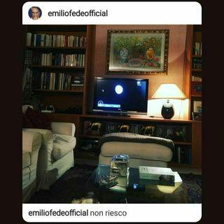 L'insostenibile leggerezza dell'account Instagram di Emilio Fede