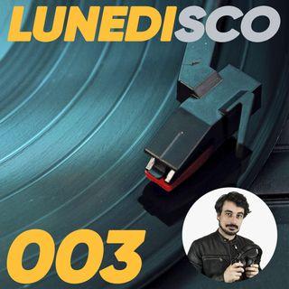 Lunedisco 003 - PJ Morton, Algiers, Electric Six, Bombay Bicycle Club, Television Supervision