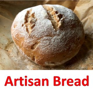 Freezers, artisan bread, cheese, songs without words, gluten EP 68