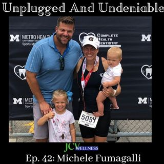 Ep. 42: Fueling And Inspiring Everyone, with R.D. and Crossfit Games athlete Michele Fumagalli