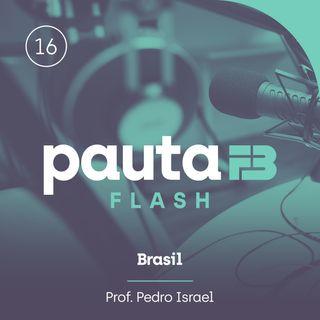 PAUTA FB FLASH 016 - [Brasil] - O Brasil no ranking de produção de energia fotovoltaica