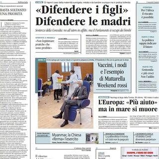 BUONGIORNO FORMALBA del 10 marzo 2021 con Marco Giustinelli