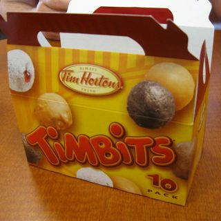Snacktime! 16: Timbits