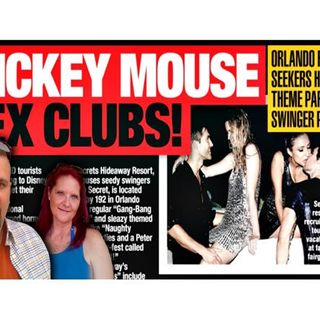 Mickey Mouse & Sex Clubs What a Vacation Bring Lots of Lube - Spunk Lube