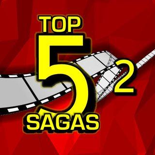 Programa 2 - TOP 5 Sagas del cine