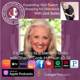 Expanding to a blended family with Sharon Cook-Harrison s3.16