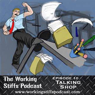 Episode 10: Talking Shop