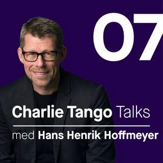 07 Charlie Tango talk with Hans Henrik Hoffmeyer