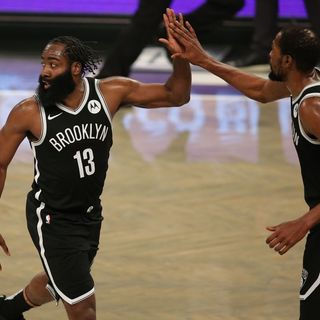 Episode 5 - Ringer's Podcast- Why the Brooklyn Nets made a mistake on the Harden Trade