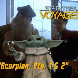 "Season 5, Episode 2 ""Scorpion, Pts. 1 & 2"" (VOY) with Kelli Fitzpatrick"