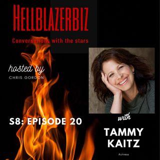 Conversation with actress Tammy Kaitz