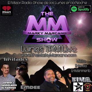 Tonight | Urban Singer Emdee | Edwin J Candelario Historiador | IWA Florida