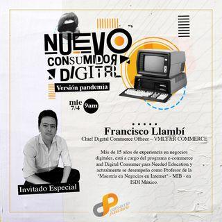 Francisco Llambí - Chief Digital Commerce Office (VMLY&R COMMERECE)