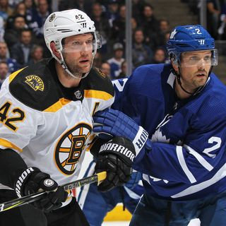 Bruins Top Line Went Missing In Game 3 Loss To Maple Leafs