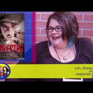 Careers In Romance with Author S.M. Donaldson: an interview on the Hangin With Web Show