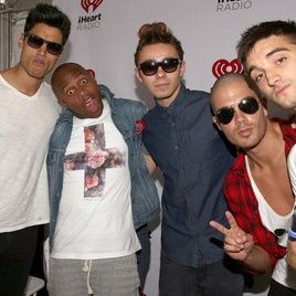 Nathan From The Wanted Calls Up!