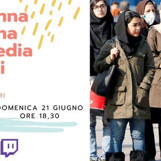 La donna iraniana nei media italiani