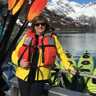 Small Ship Summer Cruise in Alaska - Judi Cohen on Big Blend Radio