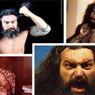 Bruiser Brody:  From Frank Goodish to the bitter end