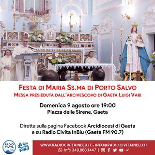 Festa della Madonna di Porto Salvo, intervista a don Giuseppe Rosoni