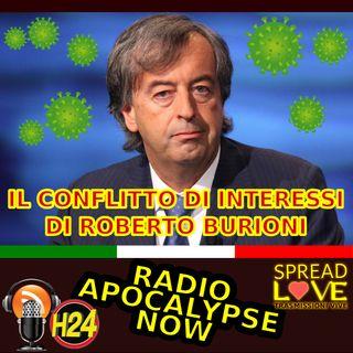 Il conflitto di interessi di Roberto Burioni